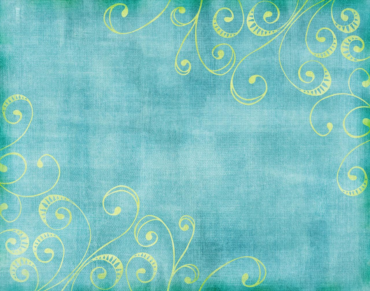 Turquoise Dreams Backgrounds