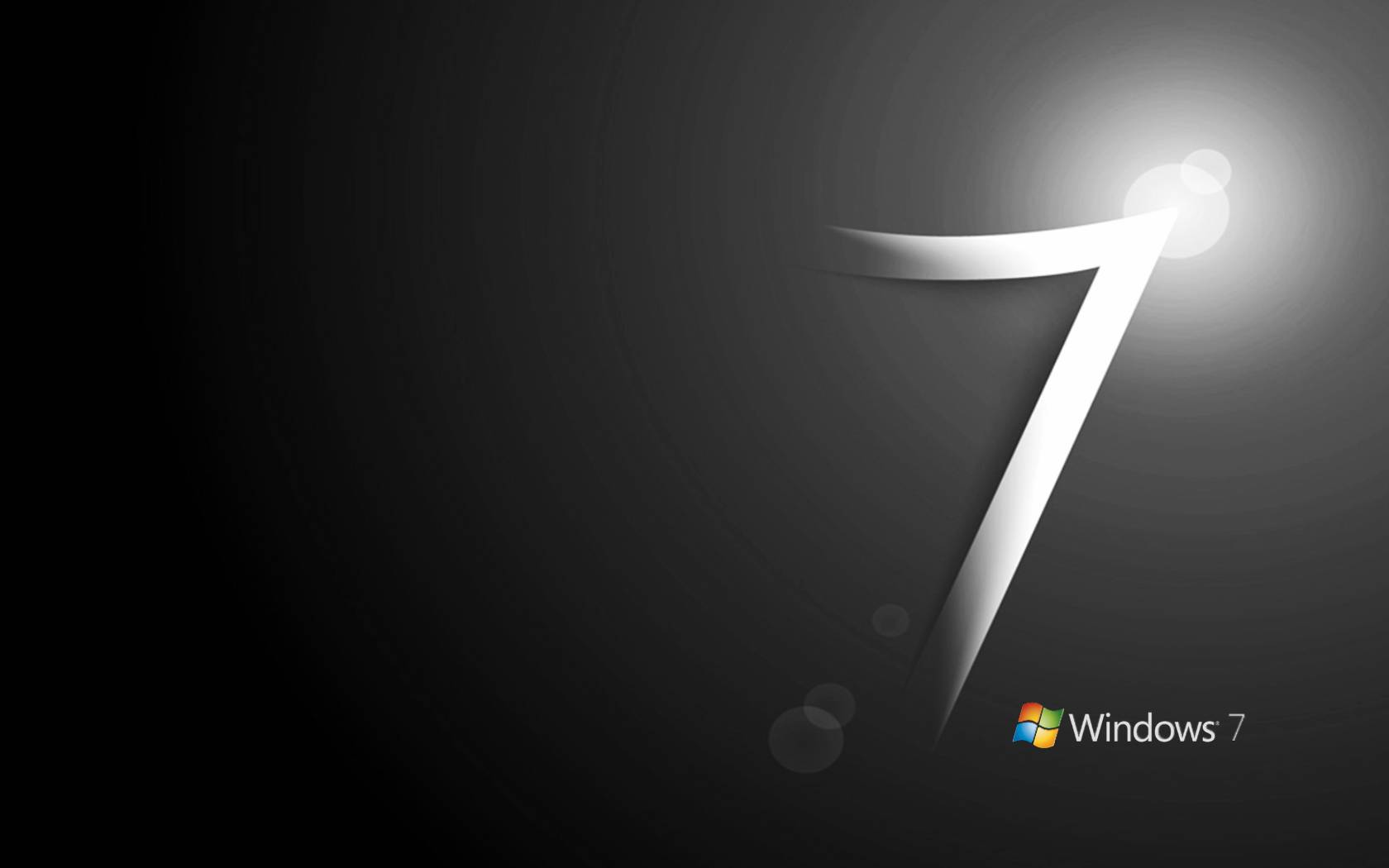 Windows Computers Category Black Se7en Wlogo Backgrounds