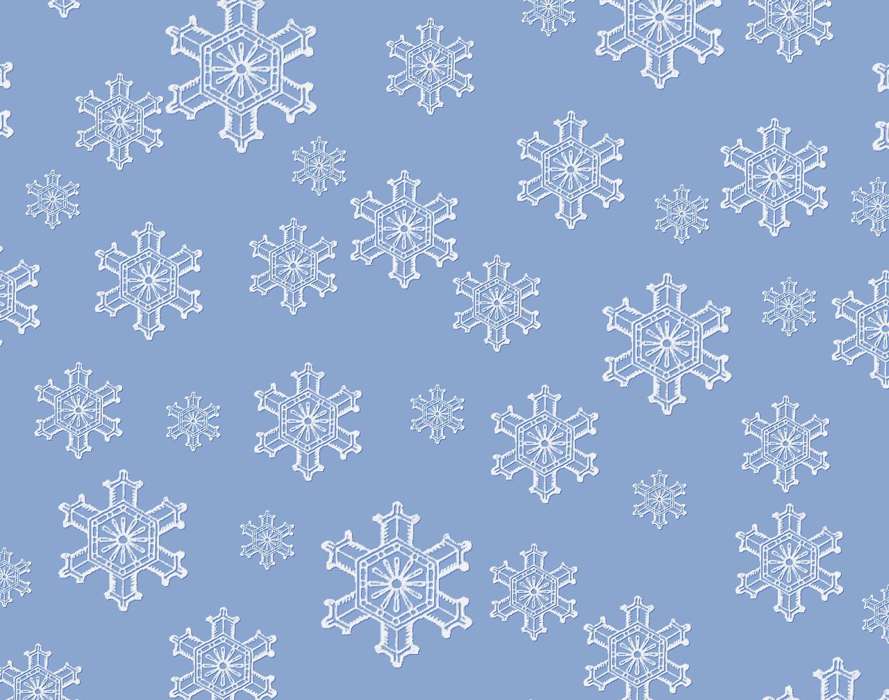 Winter Ball Soft Backgrounds
