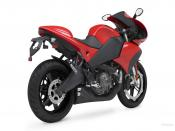 2009 Buell 1125r Red Backgrounds