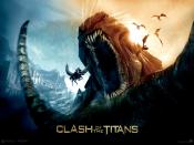 2010 Clash Of The Titans Ligendary Background