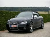 2010 MTM S5 Cabrio Michelle Edition Backgrounds
