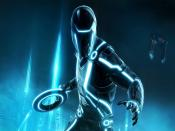 2010 Tron Digital Art Backgrounds