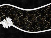 A Night Out Floral Backgrounds