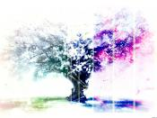Abstract Trees Thing Backgrounds