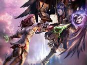 Aion Tower Of Eternity Backgrounds