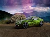Alfa Romeo Coupe Backgrounds