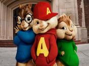 Alvin And The Chipmunks Squeakquel 2010 Movie Backgrounds