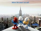 Animated Movie The Smurfs Backgrounds