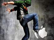 Apple Kick Backgrounds