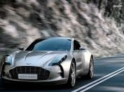 Aston Martin One 77 Backgrounds