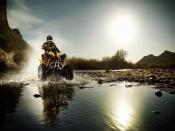 Atv Motar Racing Backgrounds