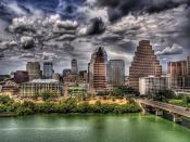 Austin Skyline Backgrounds