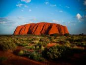 Ayers Rock Backgrounds