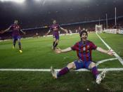 Barcelona Star Lionel Messi Backgrounds