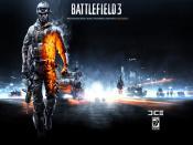 Battlefield 3 Poster Backgrounds