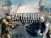 BATTLEFIELD  BAD COMPANY 2 Backgrounds