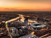 Beautiful Scene City Backgrounds