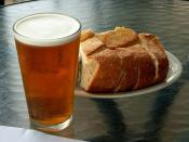 Beer and Bread Backgrounds