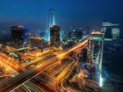 Beijing Architecture Backgrounds