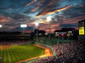 Beysball Boston Fenway Park Backgrounds