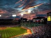 Beysball Boston Fenway Park Backgrounds