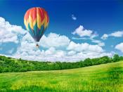 Big Parachute Ride Backgrounds
