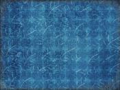 Blue Leaf Wallpaper Backgrounds