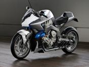 BMW Motorrad Concept 2 Bike Backgrounds