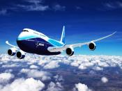 Boeing Airways Backgrounds