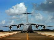 Boeing C-17 Globemaster III Backgrounds