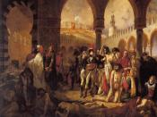 Bonaparte Visiting Pesthouse Jaffa Backgrounds