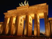 Brandenburg  Germany World Backgrounds