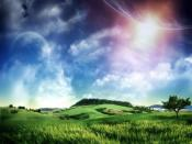 Bright World Day Backgrounds