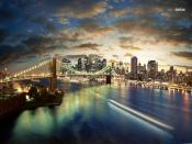 Brooklyn Bridge New York Backgrounds