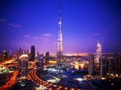 Burj Khalifa Tower Dubai Backgrounds
