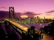 California Bridge San Francisco Backgrounds