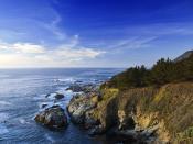 California Ocean Backgrounds