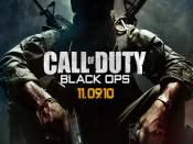 Call Of Duty Black Ops Game Backgrounds
