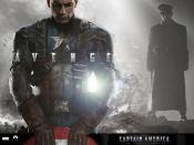 Captain America 2011 Backgrounds
