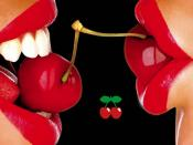 Cherry Lips Backgrounds