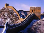 China Great Wall Beijing Backgrounds