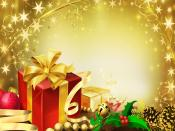 Christmas Gift Backgrounds