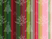 Christmas Stripes coloured Backgrounds