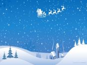 Christmas Winter Vector Art Backgrounds