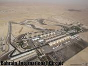 Circuit International Bahrain Widescreen Backgrounds