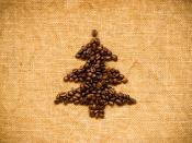Coffee Bean Tree Backgrounds