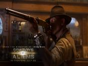 Cowboys and Aliens Movie Backgrounds
