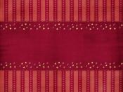 Cranberry Stripes Backgrounds