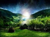Creative Mountain Backgrounds